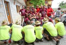 2. Kraški traktorski zbor v Dutovljah, 3.6.2017. Foto: Marko feist